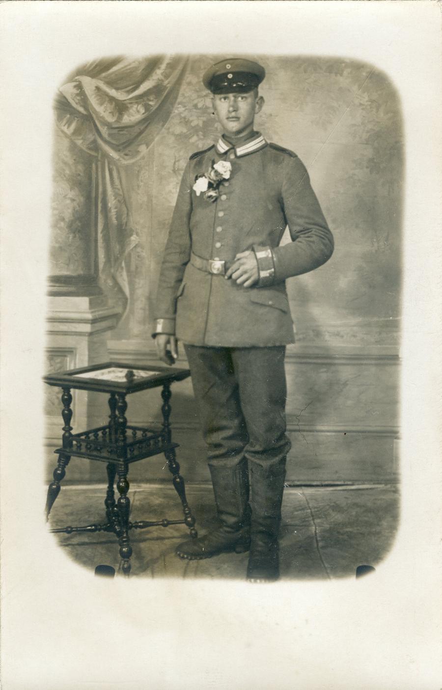 Karl Krafft.