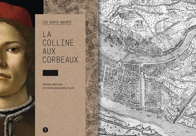 couverture du livre La colline aux corbeaux