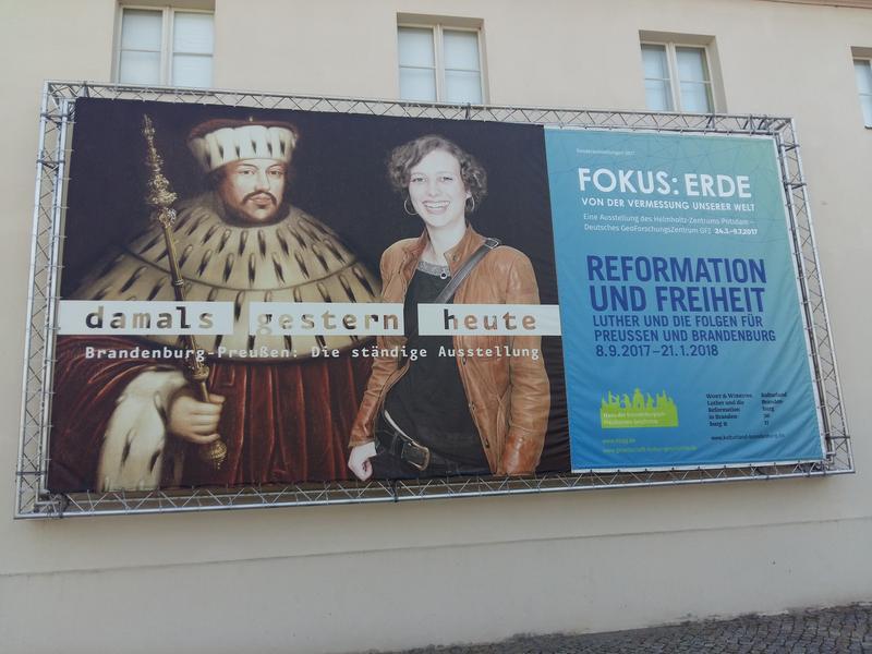 """Exposition """"La Réforme et la Liberté"""" Potsdam"""