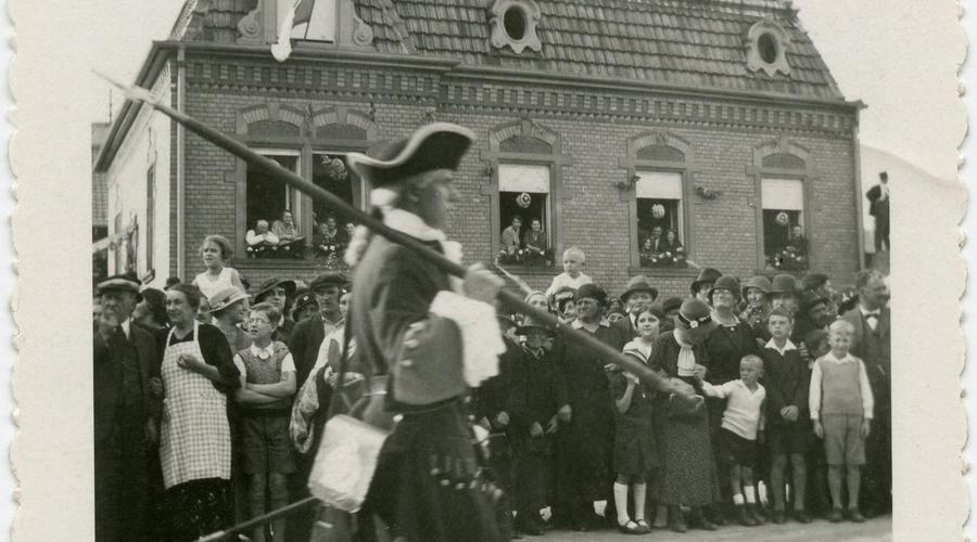 Fusilier du régiment de Monin, Suisse.